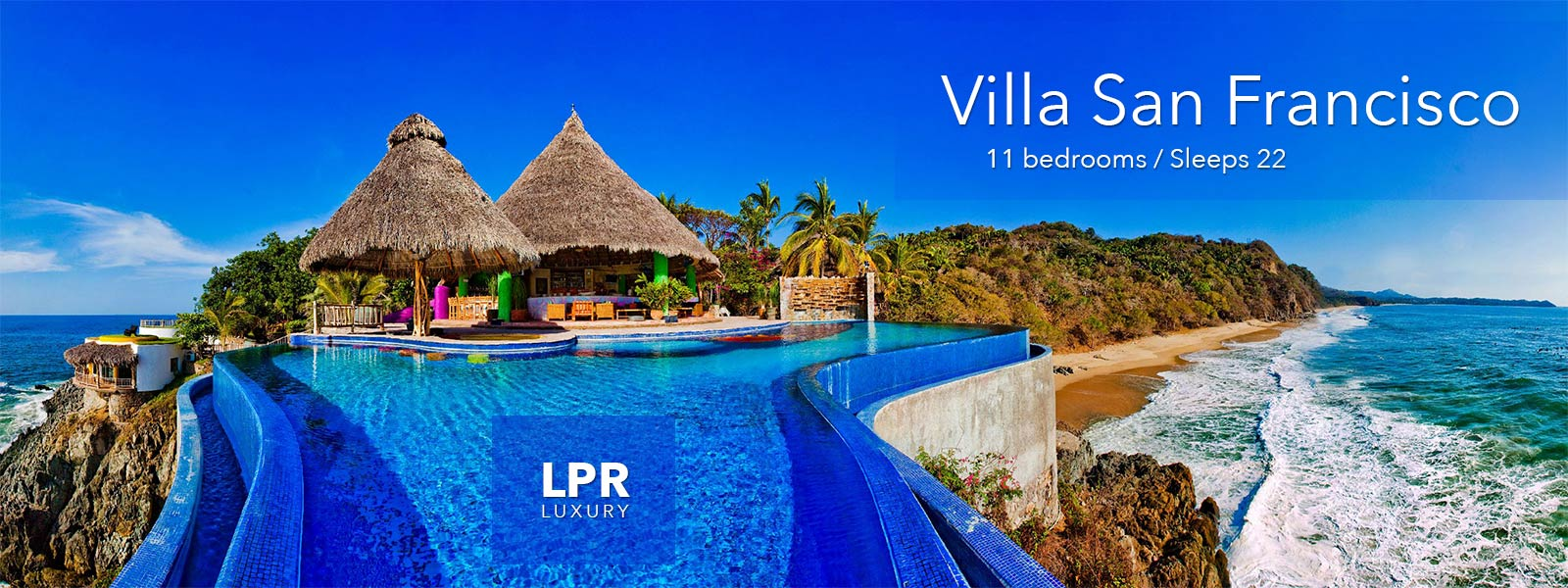 Villa San Francisco - Costa Nayarit - North of Puerto Vallarta, Mexico - Luxury real estate for sale