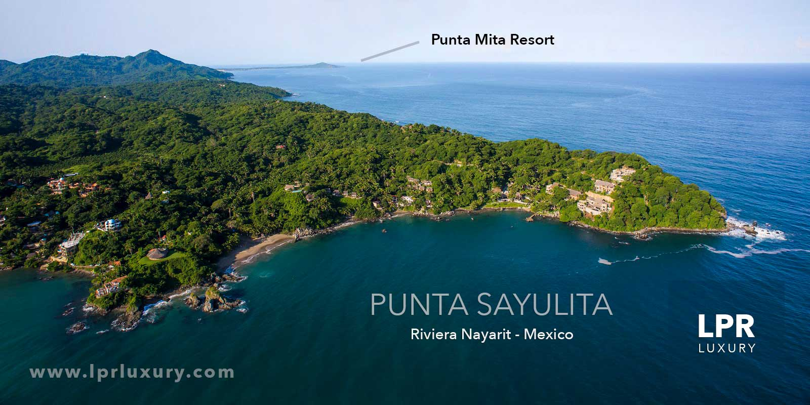 Punta Sayulita - Luxury Jungle Chic along the Riviera Nayarit - North of Puerto Vallarta, Mexico