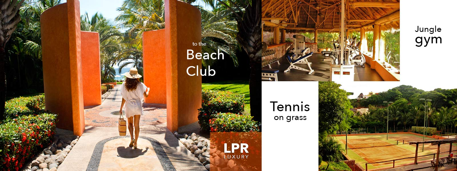 Real del Mar - North shore Puerto Vallarta luxury real estate and vacation rentals - Riviera Nayarit, Mexico