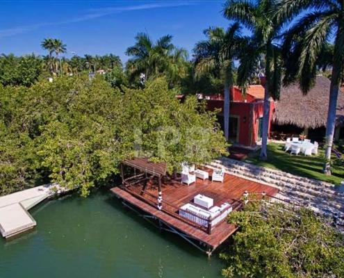 Villa Isla Capitan 1 - Luxury vacation rental villa for sale in Nuevo Vallarta, Riviera Nayarit, Mexico - Puerto Vallarta Luxury Real Estate
