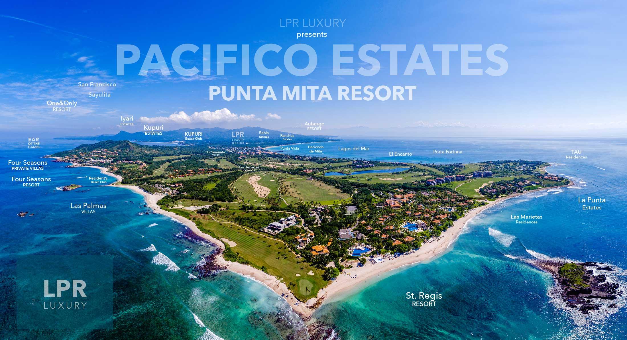 Pacifico Estates – Punta Mita Resort, Riviera Nayarit
