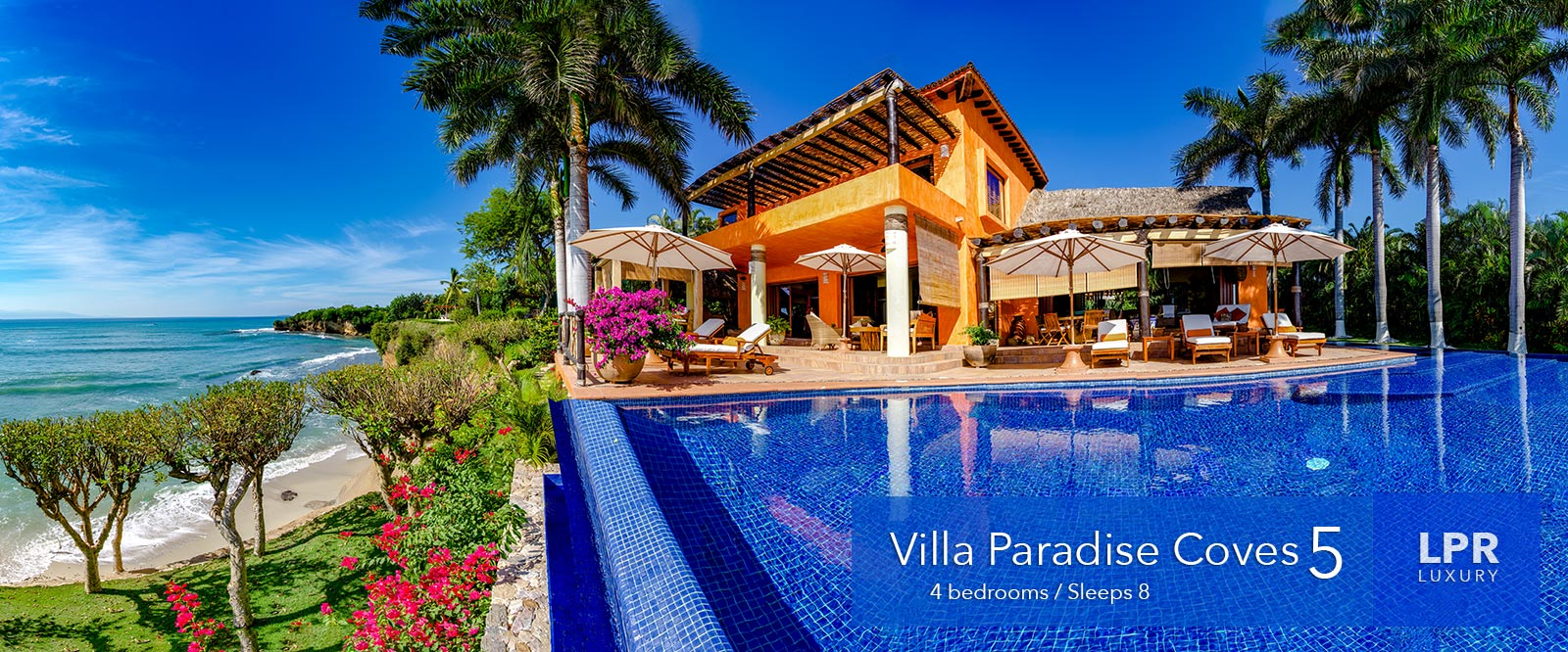 Villa Paradise Coves 5 - Luxury real estate in the gated community of Paradise Coves / Pontoquito , Punta de Mita, Riviera Nayarit, Mexico