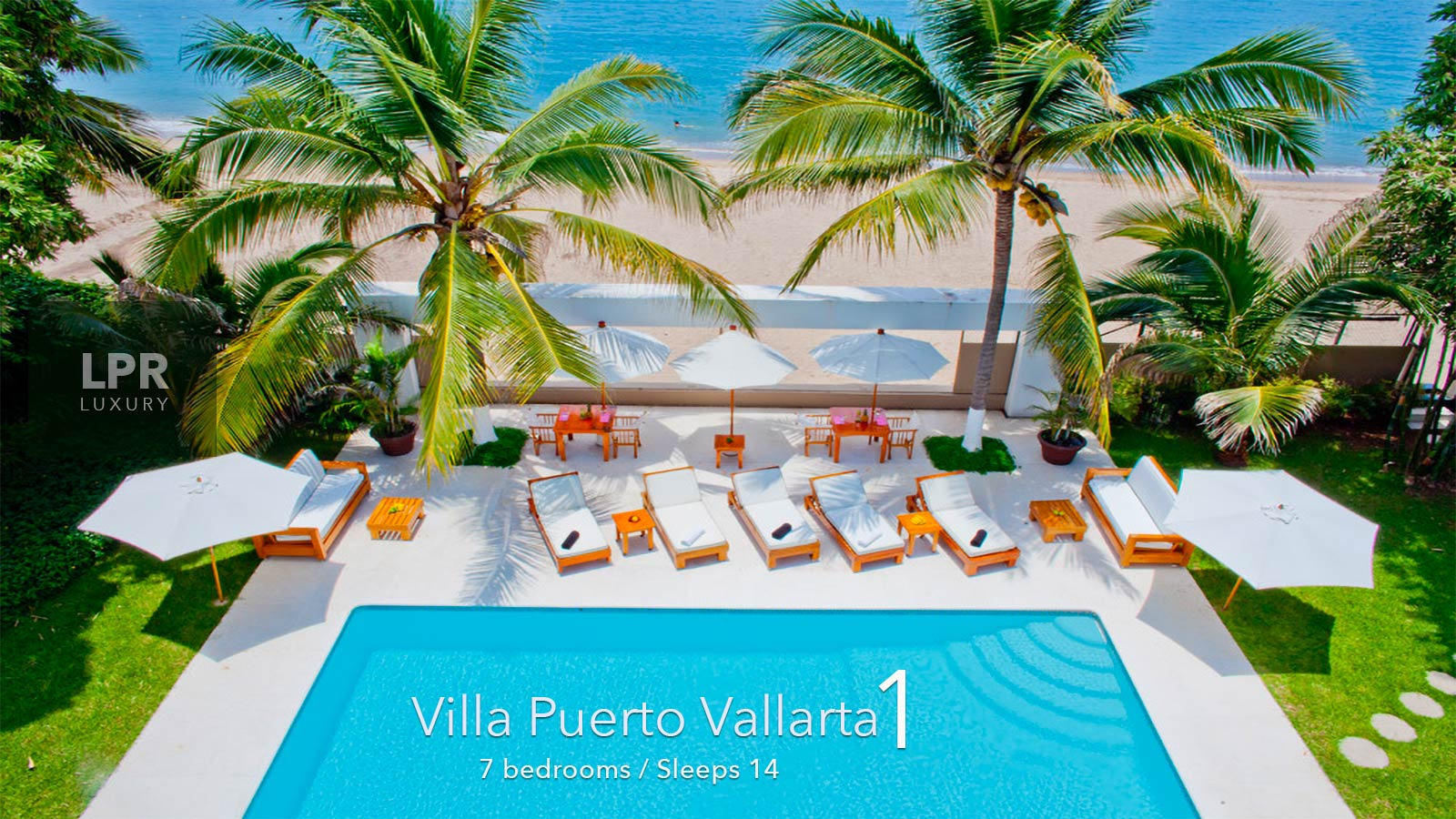 Villa Puerto Vallarta 1 - Downtown Puerto Vallarta just a short walk from the Malecon boardwalk of Puerto Vallarta - Perfect location for easy access to nightlife and dining.