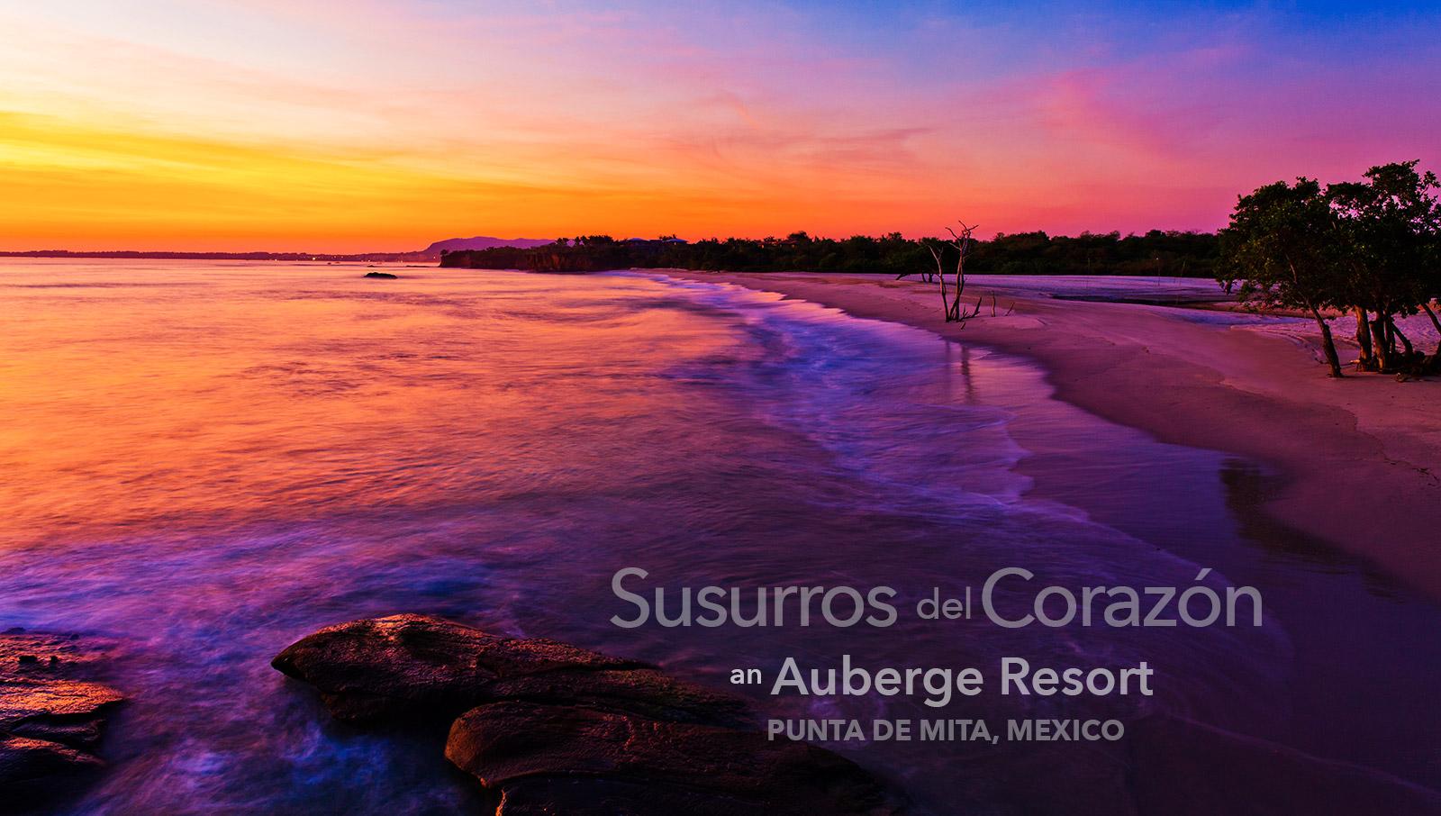 Auberge Residences, Punta de Mita, Riviera Nayarit, Mexico