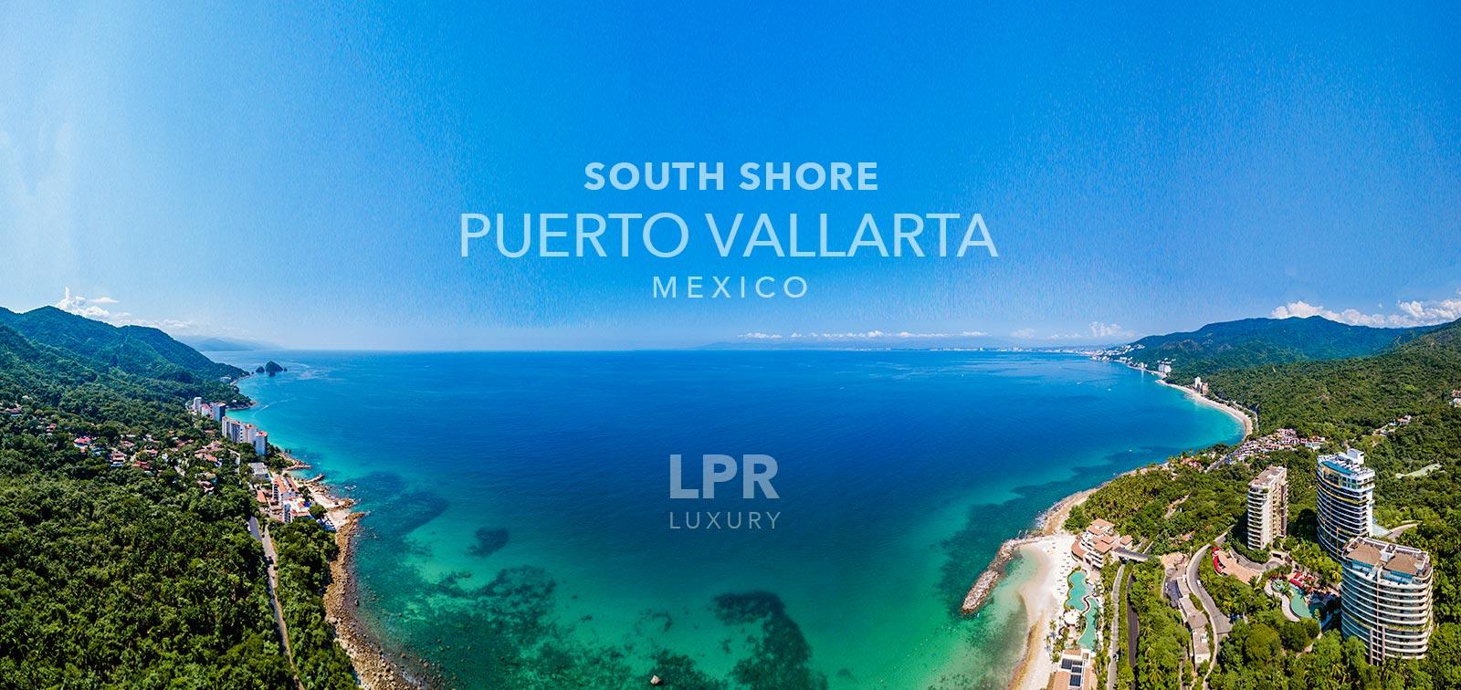 South Shore Puerto Vallarta - Real Estate & Vacation Rentals - LPR Luxury Mexico